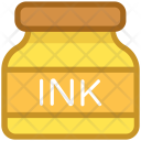 Calligraphy Ink Bottle Icon