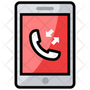 Voice Call Two Way Communication Calling Icon