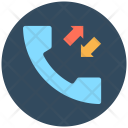 Calling Phone Receiver Icon