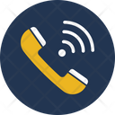 Calling Customer Service Help Center Icon
