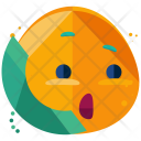 Calling Emoji Face Icon