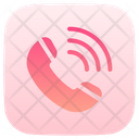 Calling Telephone Phone Icon