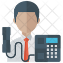 Calling Phone Call Business Call Icon