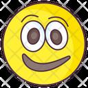 Calm Emoji Icon