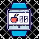 Calorie Counter Calculator Icon