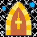 Calvary Christian Religion Icon