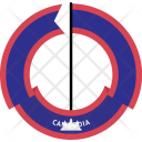 Cambodia Country Flag Icon