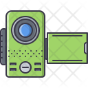 Camcorder Video Gadget Icon