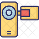Camcorder Camera Handycam Icon