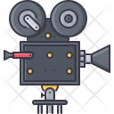 Camcorder Film Cinema Icon
