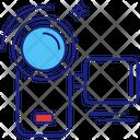 Camcorder Camera Video Icon