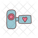 Camcorder Handy Camera Icon
