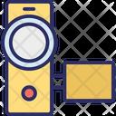 Cam Camcorder Camera Icon