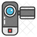 Video Camera Camcorder Icon