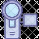 Camcorder Digital Camera Handycam Icon