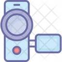 Camcorder Digital Camera Handycam Icon