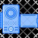 Camcorder Video Electronics Icon