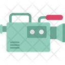 Camcorder Camera Recorder Icon