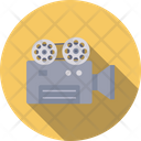 Film Video Recorder Icon