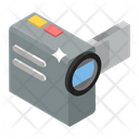 Camera Digital Camera Video Recorder Icon