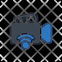 Camera Video Recording Icon