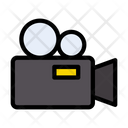 Camera Video Recording Icon