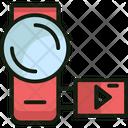 Camcorder Camera Handycam Icon