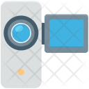 Camcorder Device Handy Icon
