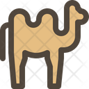 Camel Mammal Animal Icon