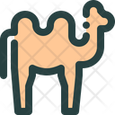 Camel Mamal Animal Icon