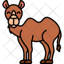 Camel Animal Desert Animal Icon