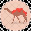 Camel Domestic Animal Creature Icon