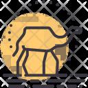Camel Ride Desert Icon
