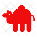 Camel Animal Pet Icon