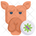 Camel Virus Icon