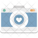 Camera Instant Photography Love Moments Icon