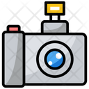 Camera Camcorder Polaroid Icon