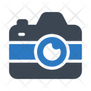 Camera Capture Shutter Icon