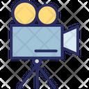 Camera Digital Camcorder Film Camera Icon