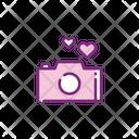 Camera Photography Wedding Photoshut Icon