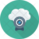 Camera Cloud Photo Icon