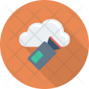 Camera Cloud Film Icon