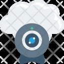 Camera Cloud Photo Icon