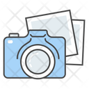 Camera Images Memory Icon