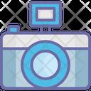 Camera Flash Camera Flash Photography Icon