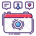 Camera Digital Camera Action Camera Icon