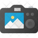 Lens Shot Picture Icon