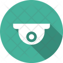Camera Roof Surveillance Icon