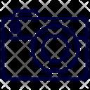 Camera Ecommerce Image Icon