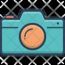 Camera Photography Upload Icon